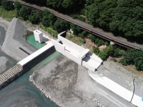 H30年度 美和ダム再開発取水施設工事