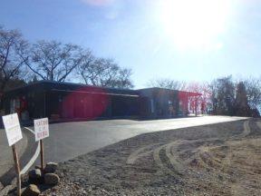 H30年度 飯島観光地域づくり拠点施設外構工事(千人塚)